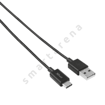 Trust 20445 USB2.0 USB-C to A Cable 480Mbps 1m